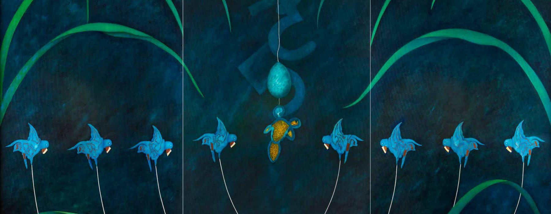 أغوستينو دي رومانيس. ألوان الروح التي تغزو العالم
