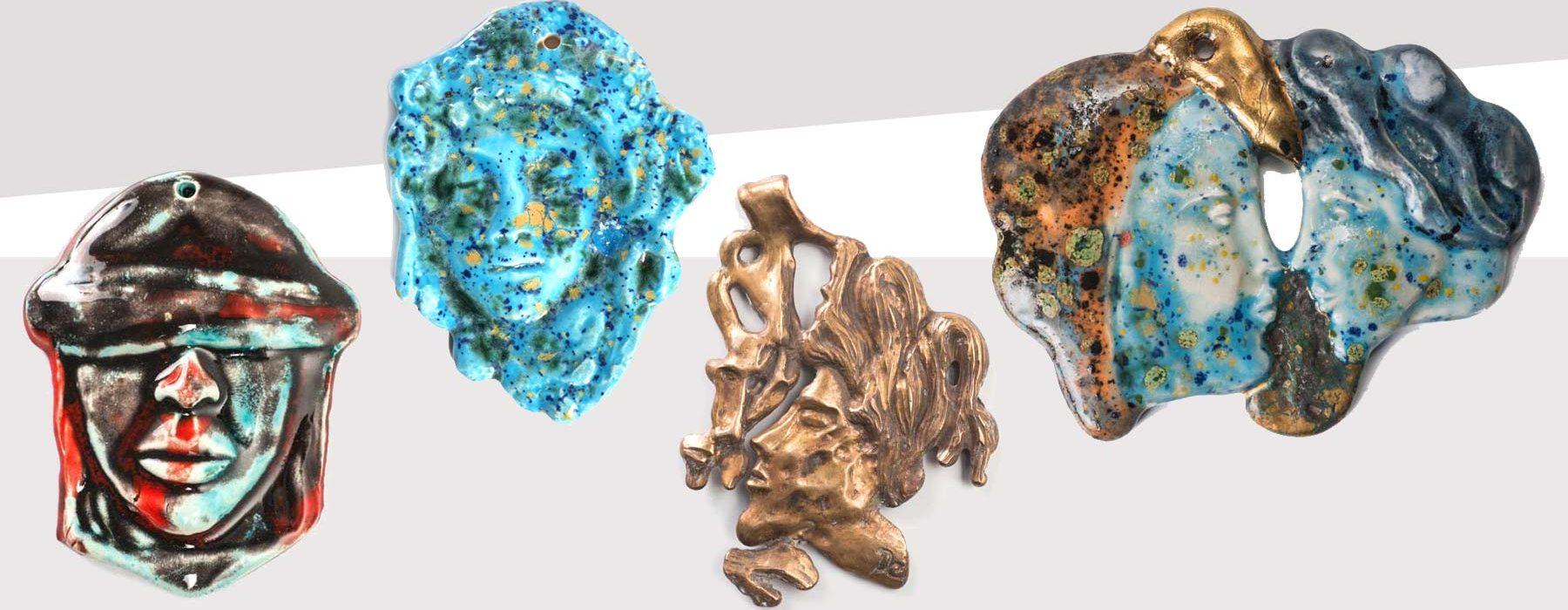 Jewel-sculptures. The art of uniqueness