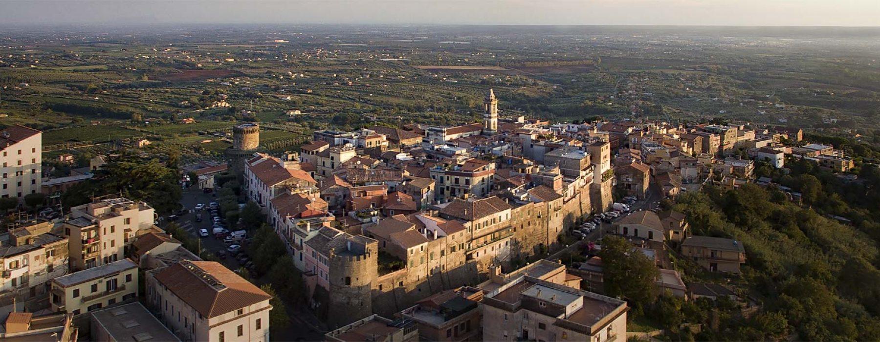 Lanuvio perle du «Castelli Romani», entre histoire et légende